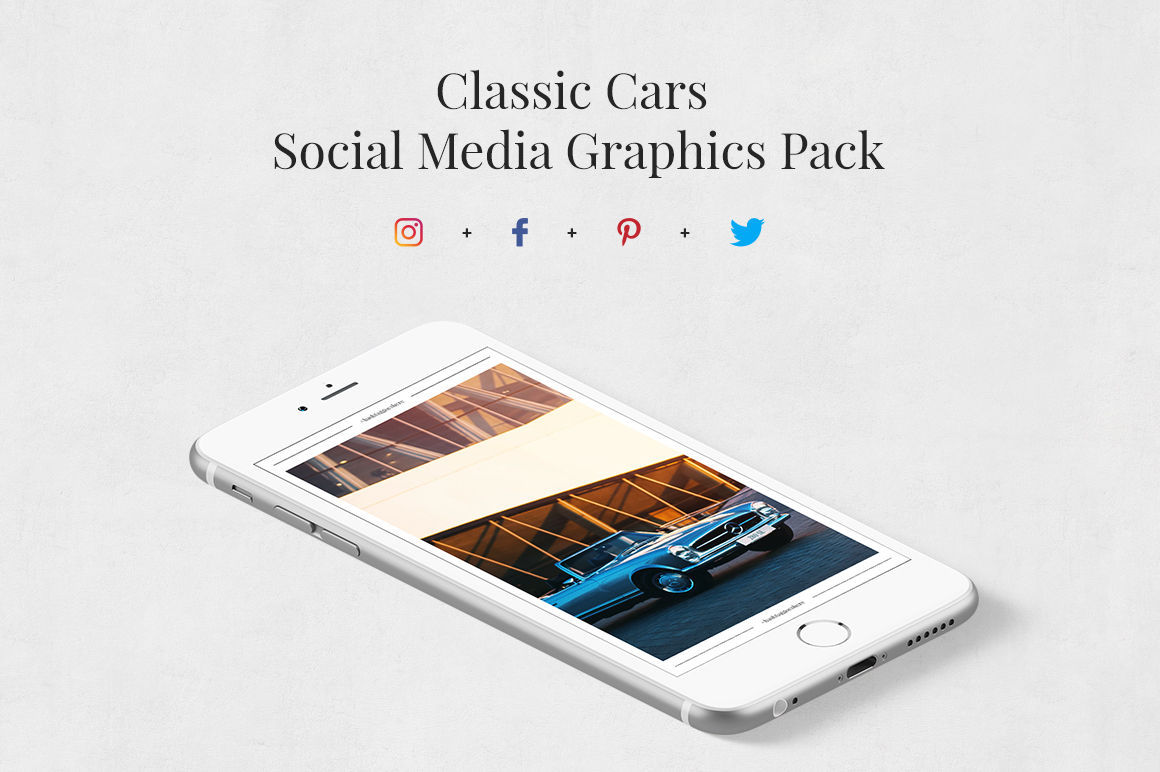 Classic Cars Pack example image 1