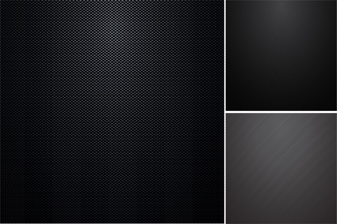 Collection of dark metal textures. example image 3