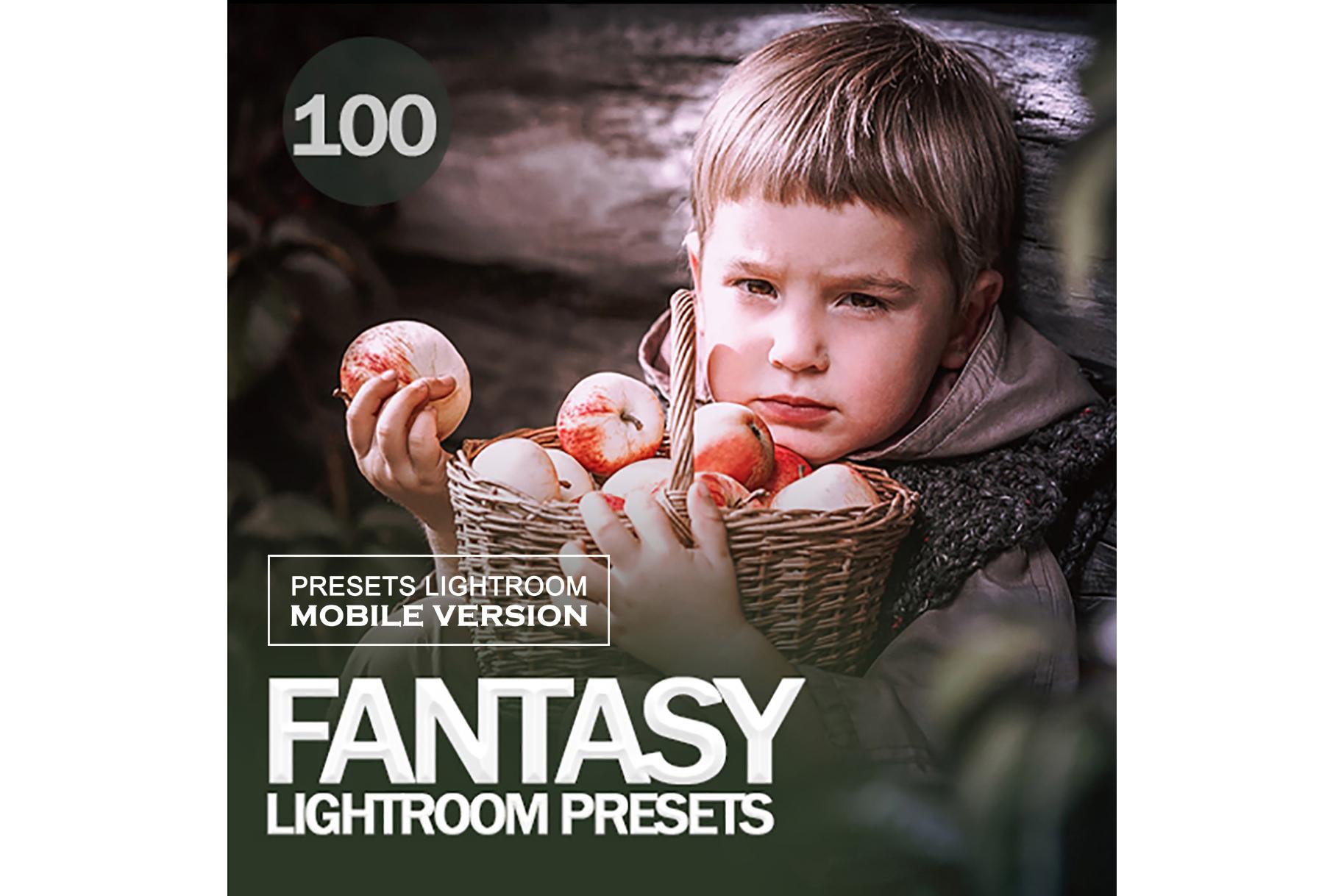 Fantasy Lightroom Mobile Presets example image 1