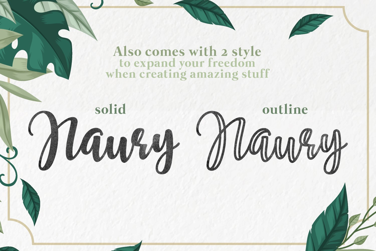 Samellya - Crafter's Font! example image 12