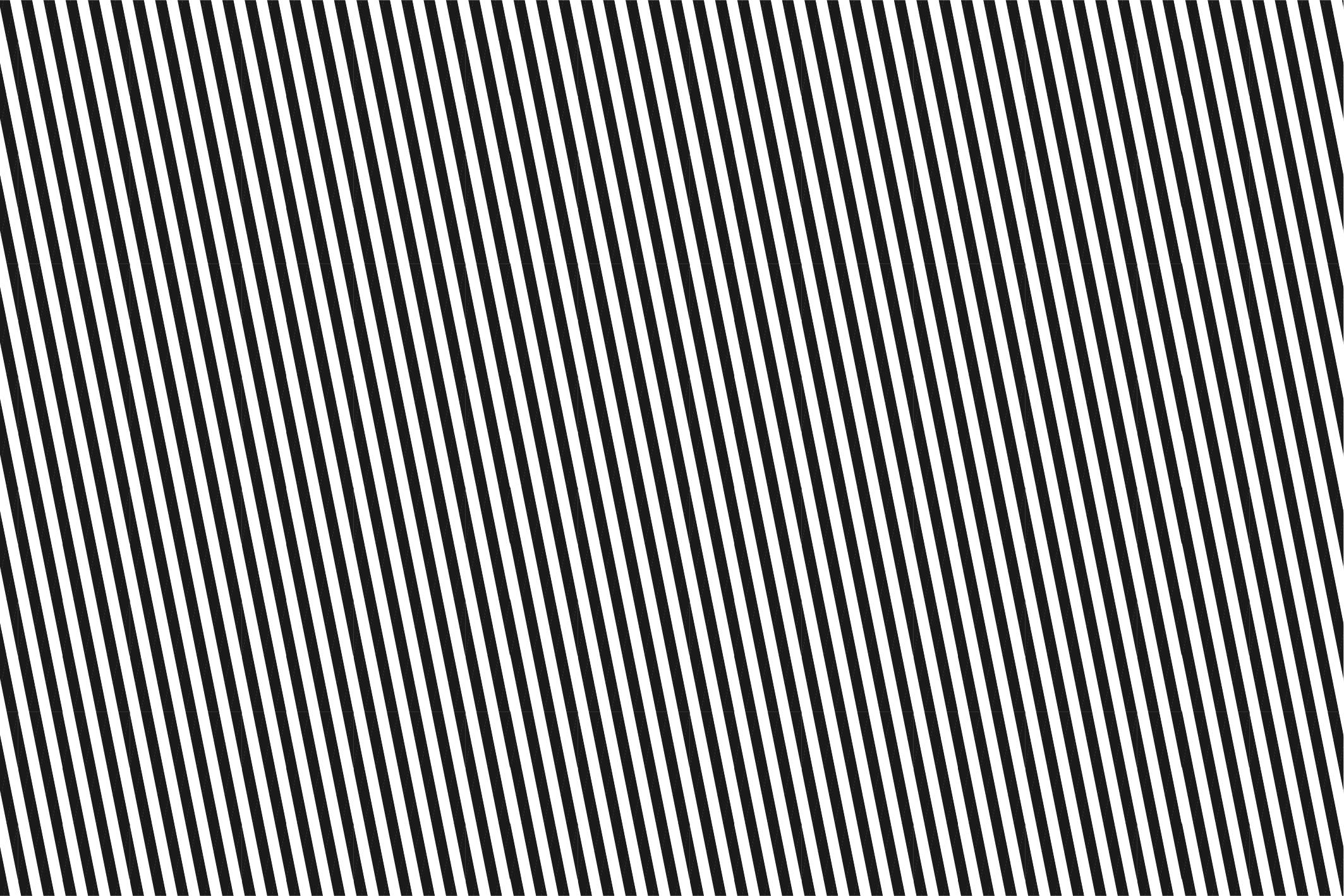 Striped seamless patterns set. example image 7