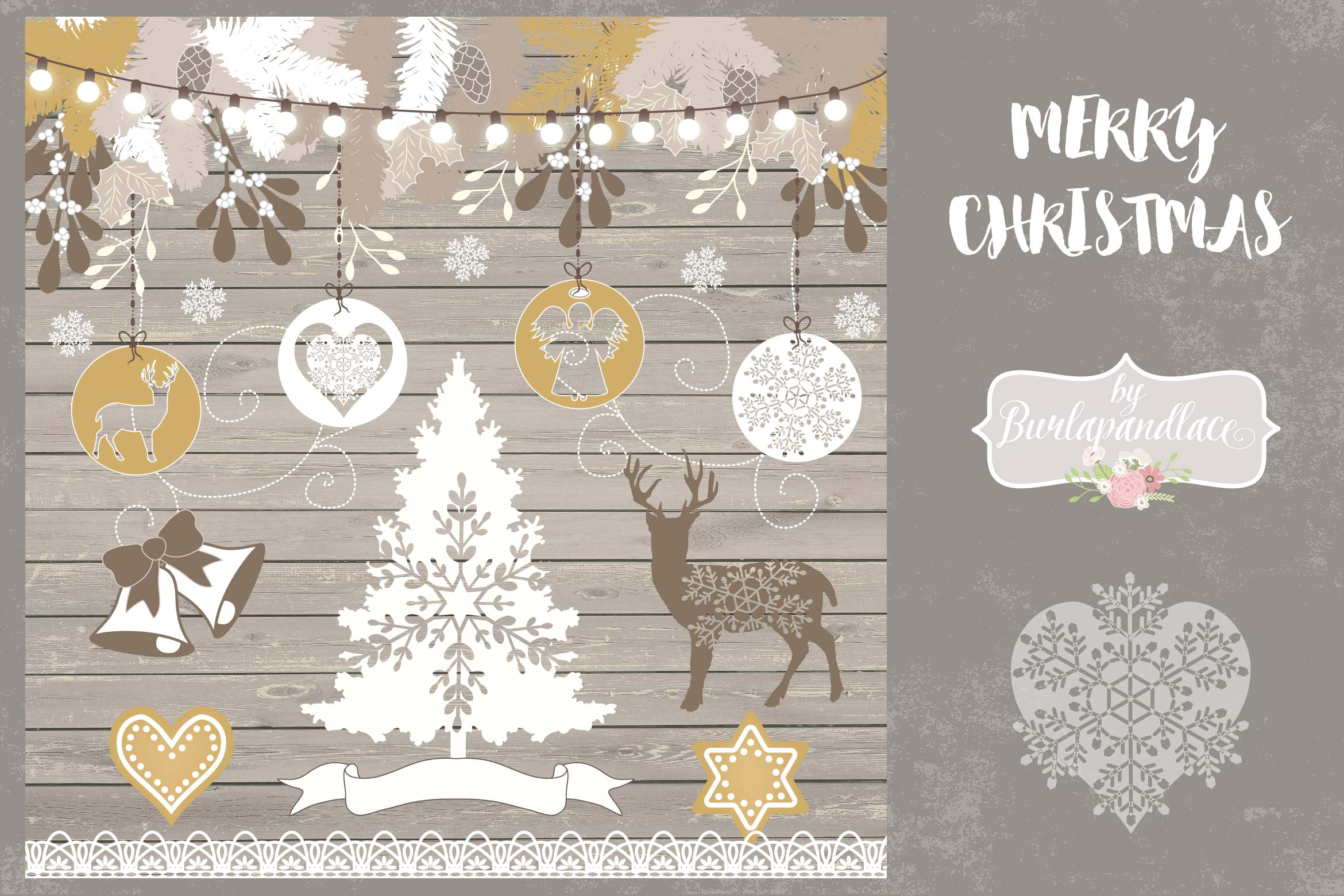Merry Christmas design example image 1