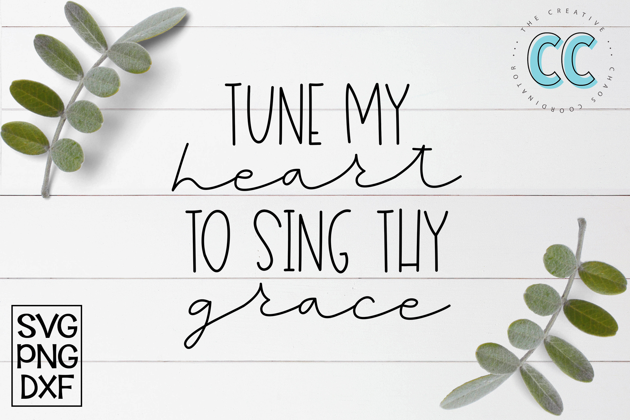 Tune My Heart to Sing Thy Grace example image 1