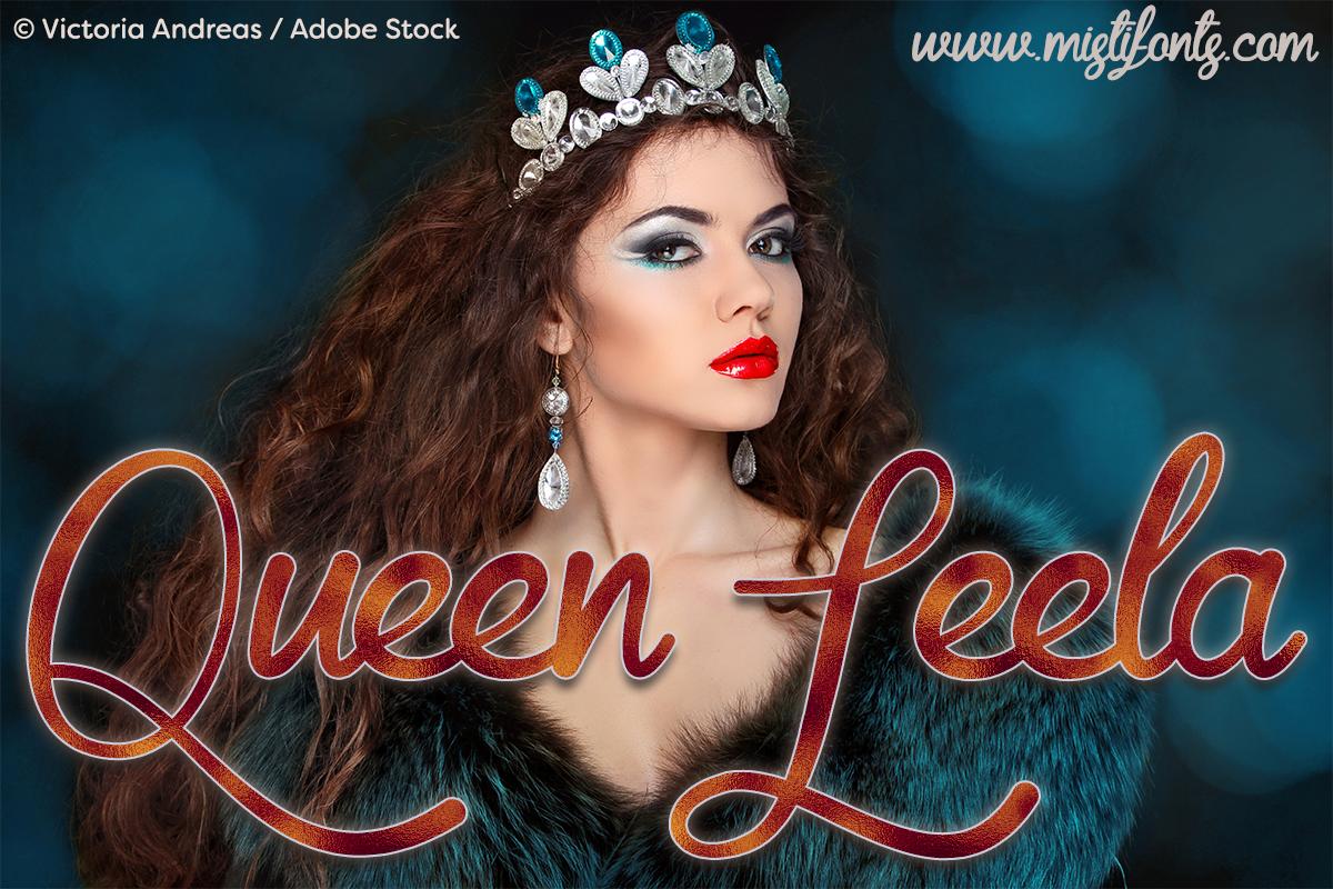 Queen Leela example image 1
