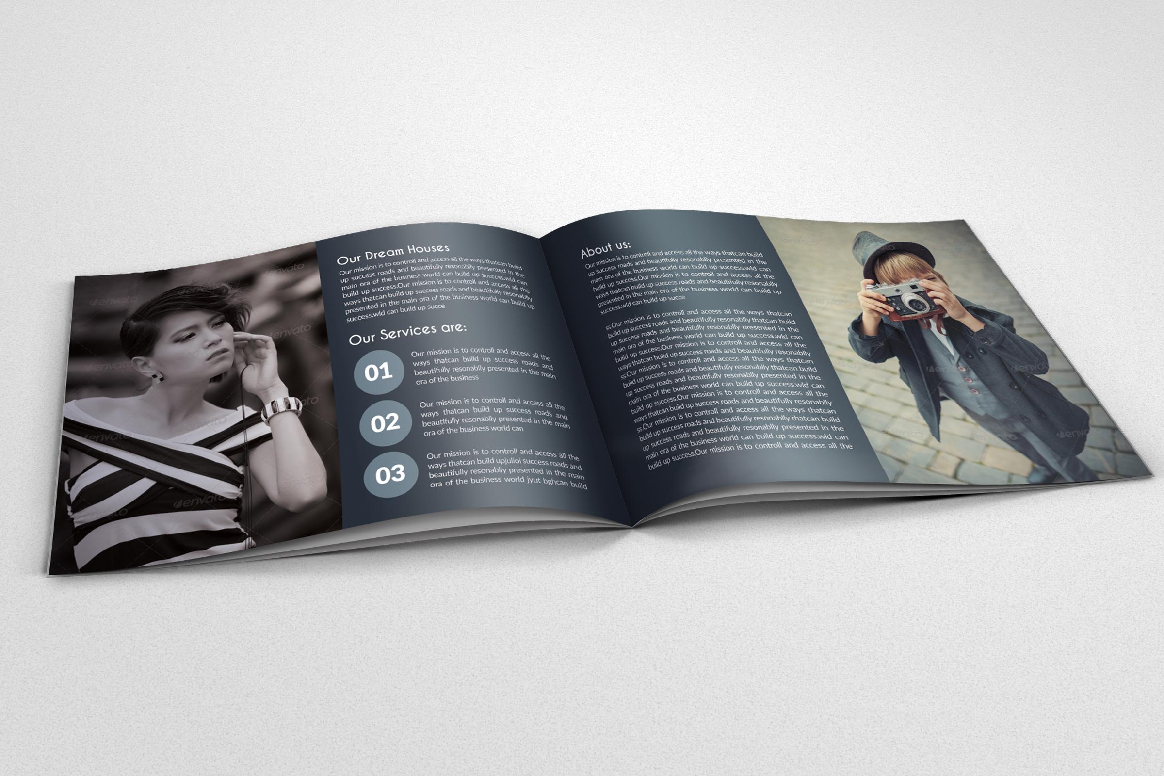 Photography Bifold Brochurs example image 1