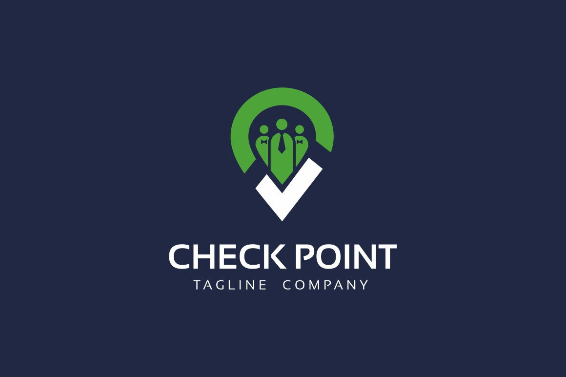 Human Check Logo example image 2