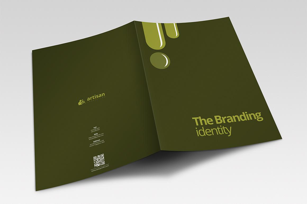 Branding Stationery example image 11