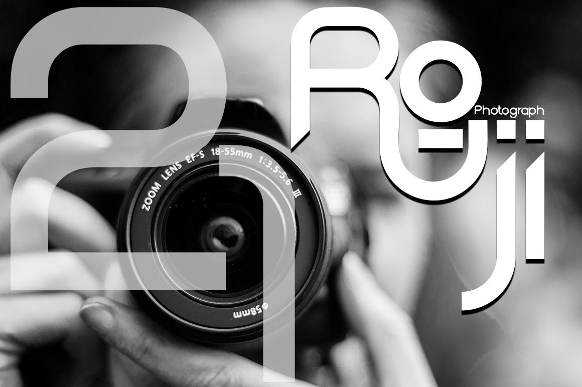 Roasted - Retro Typeface example image 2