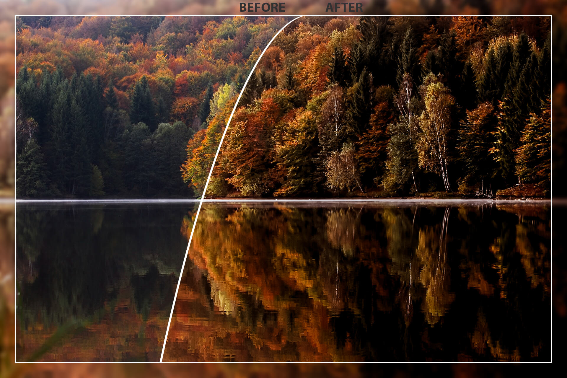 50 Autumn Mobile Lightroom Presets example image 5