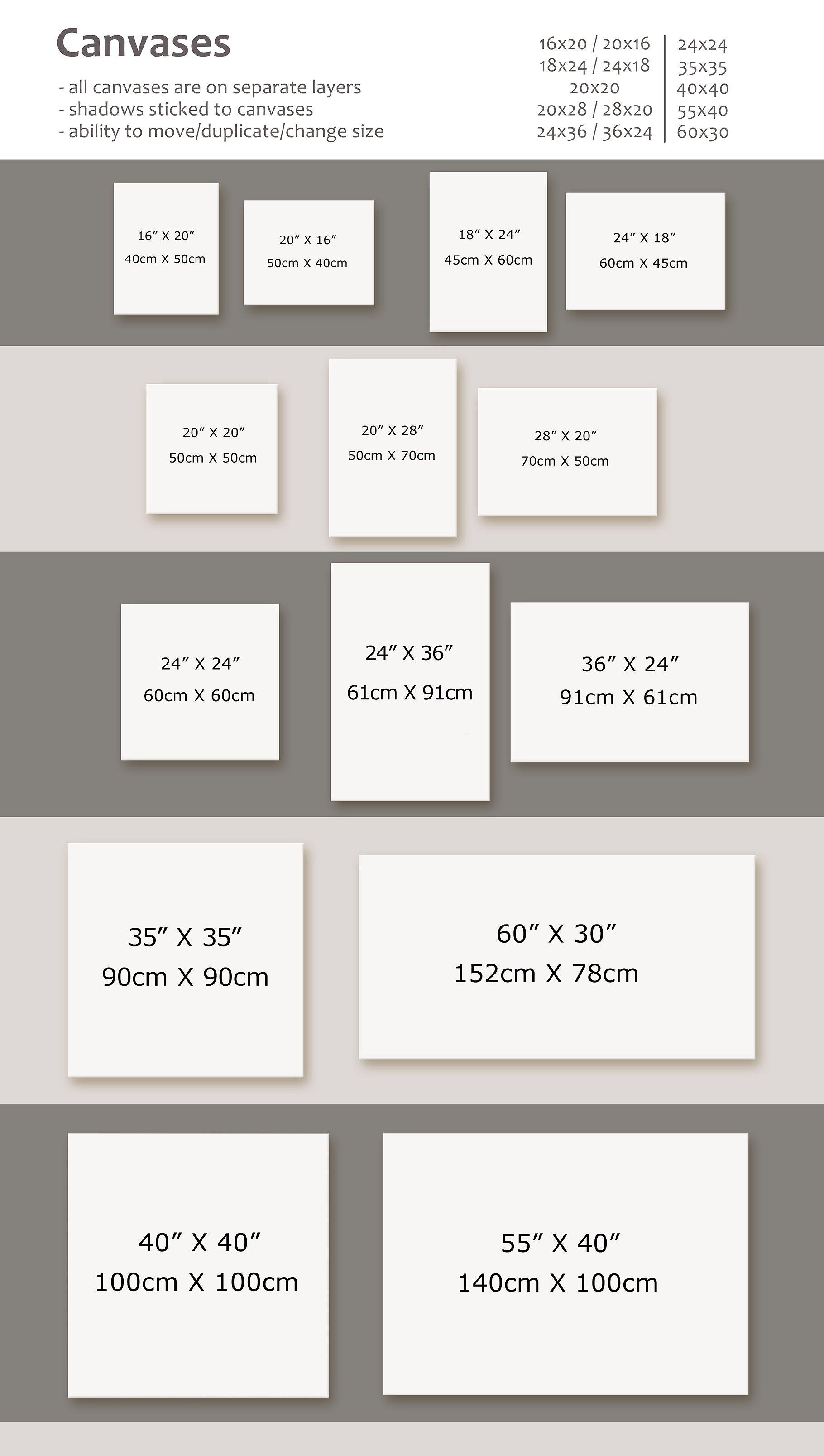 Living-room interiors. Wall&Frames Mockup. example image 13
