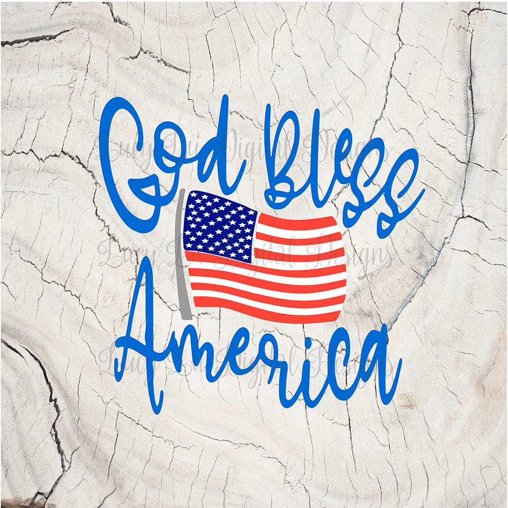 God Bless America example image 3
