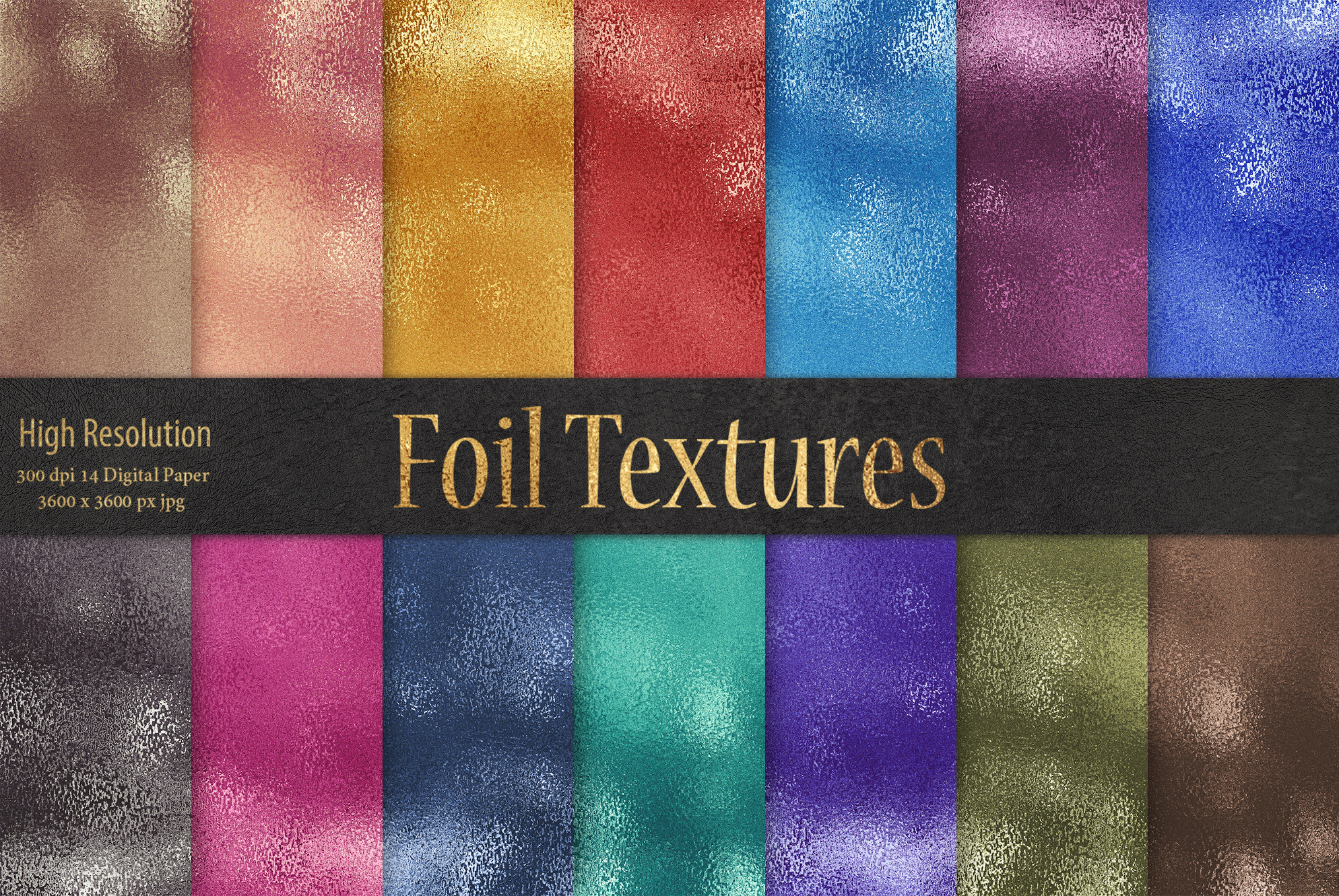 Foil Textures example image 1