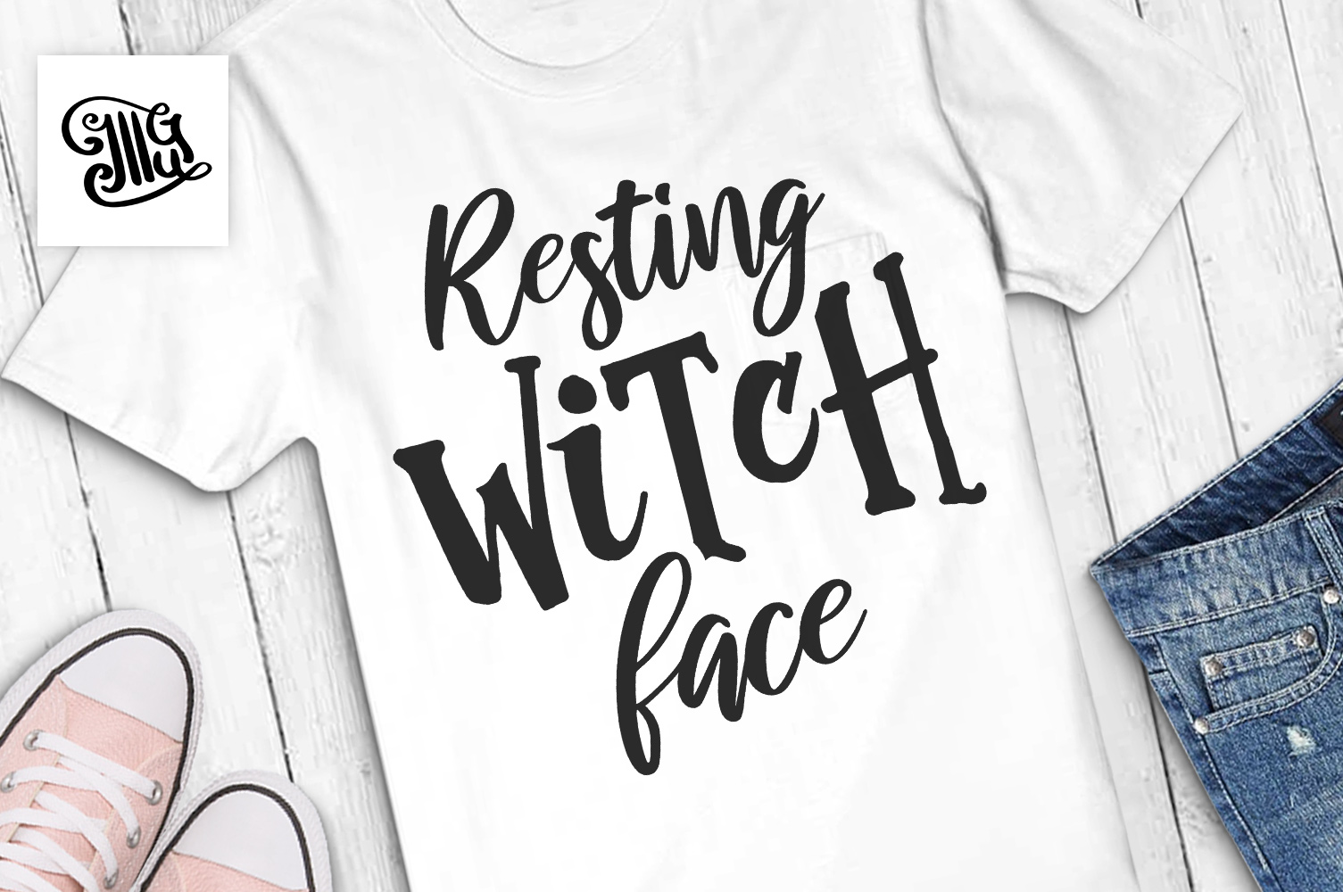 Resting witch face example image 1