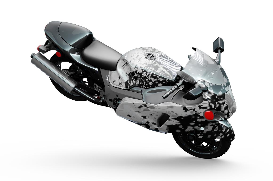 Motorcycle Mockup example image 12