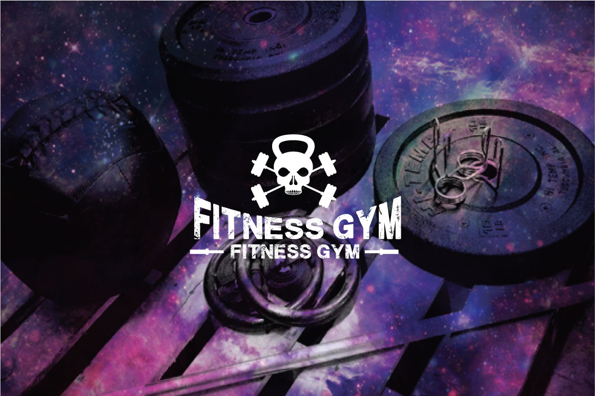 Fitness Gym - Labels & Badges example image 5