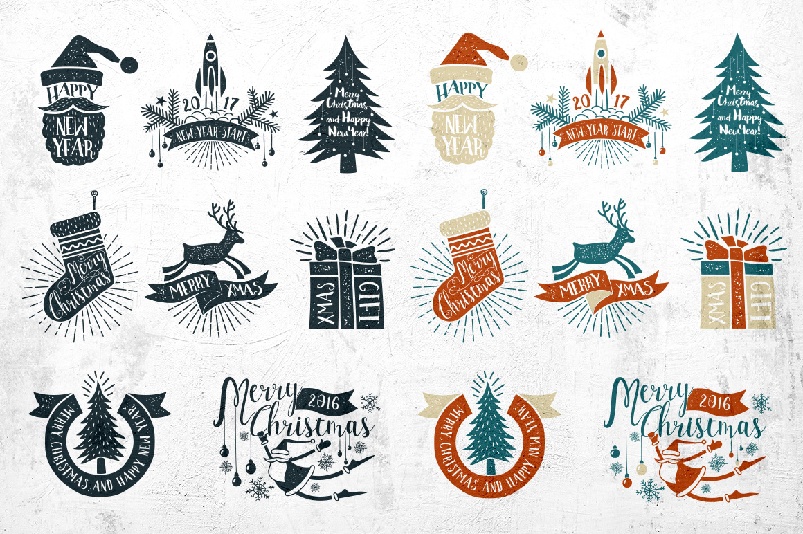 Christmas labels christmas address labels