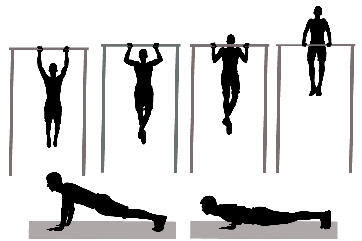 Physical exercise example image 1