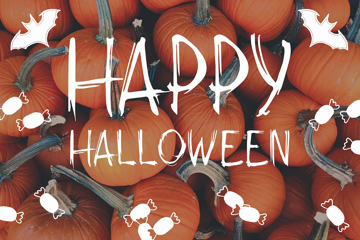 Spooky Halloween Bundle example image 2