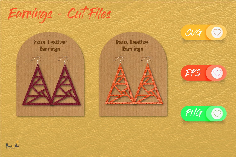 5 Earrings - Mini Bundle - Cut files example image 16