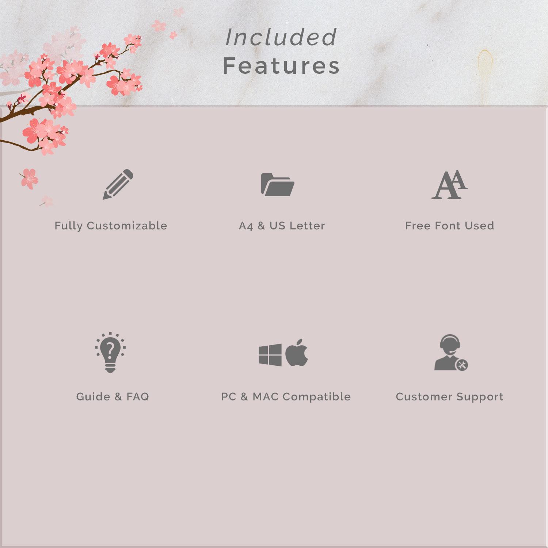 Creative Resume Template example image 8