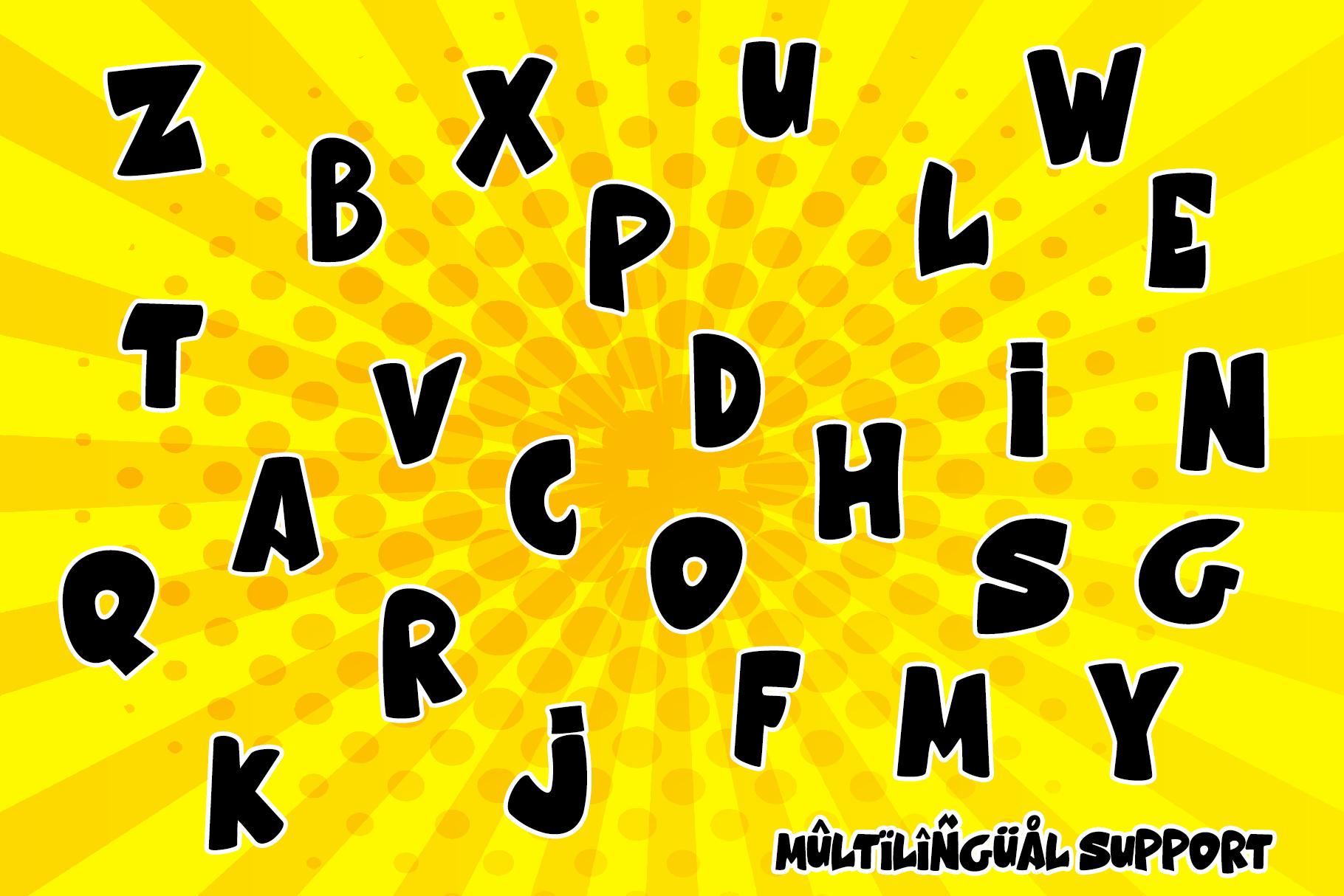 Honey Bear example image 6