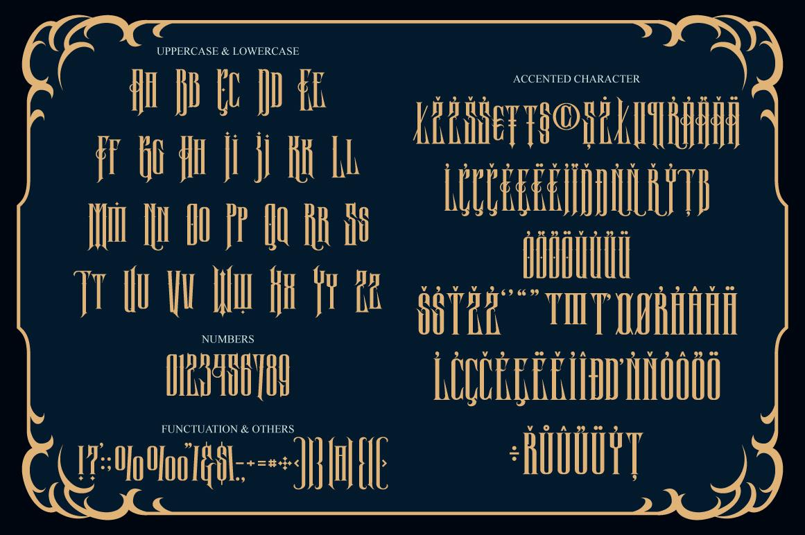 Wolfgang Typeface example image 4