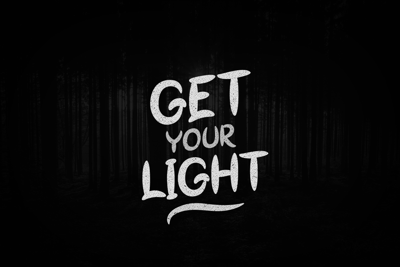 Genoock Typeface example image 2