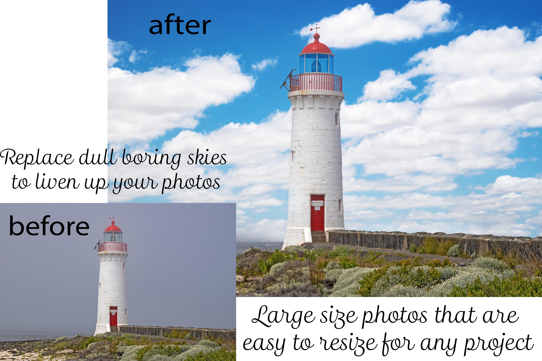 9 Colour Sky Photos example image 2
