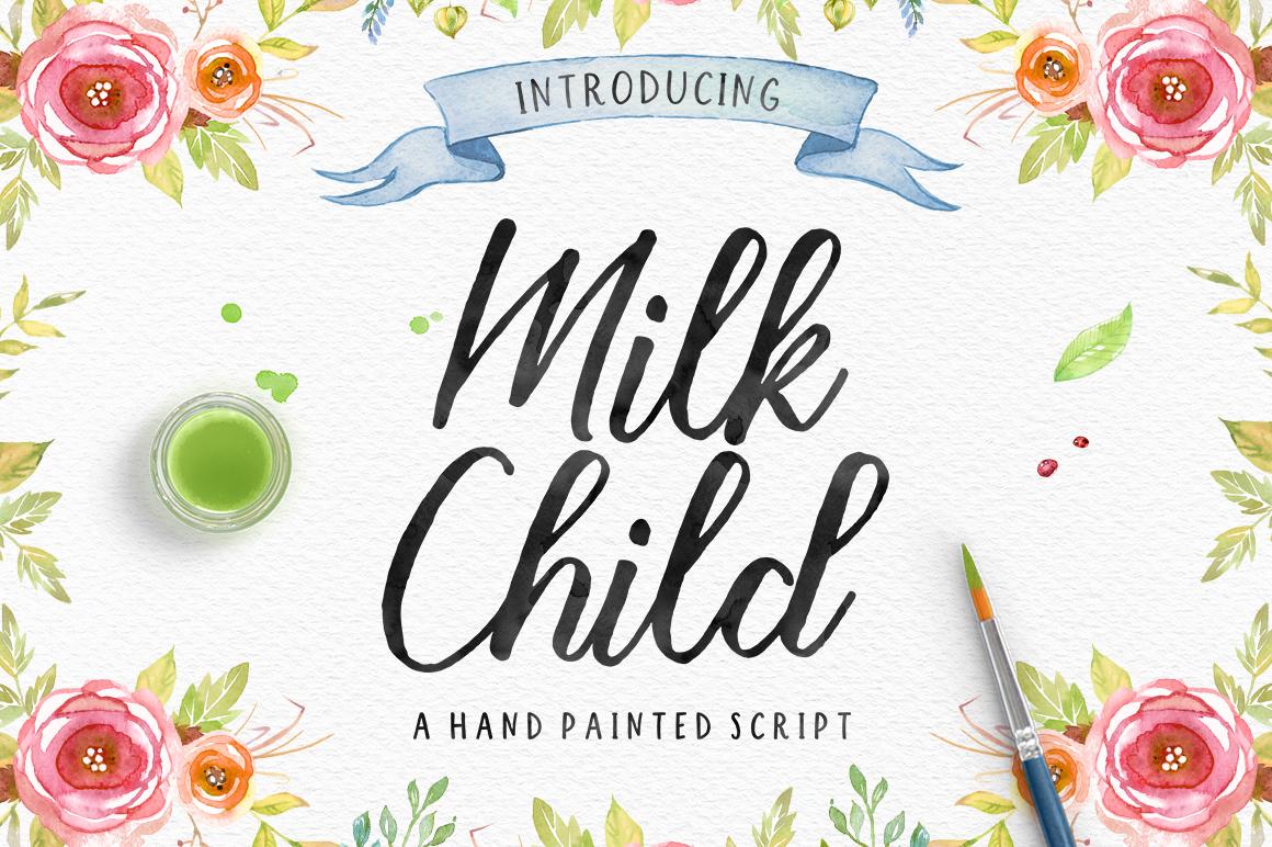 Milk Child example image 1