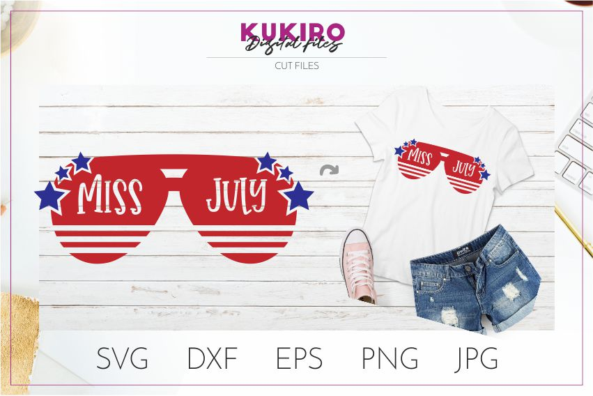 4th of July Bundle SVG - Big Patriotic Cut files Bundle example image 23
