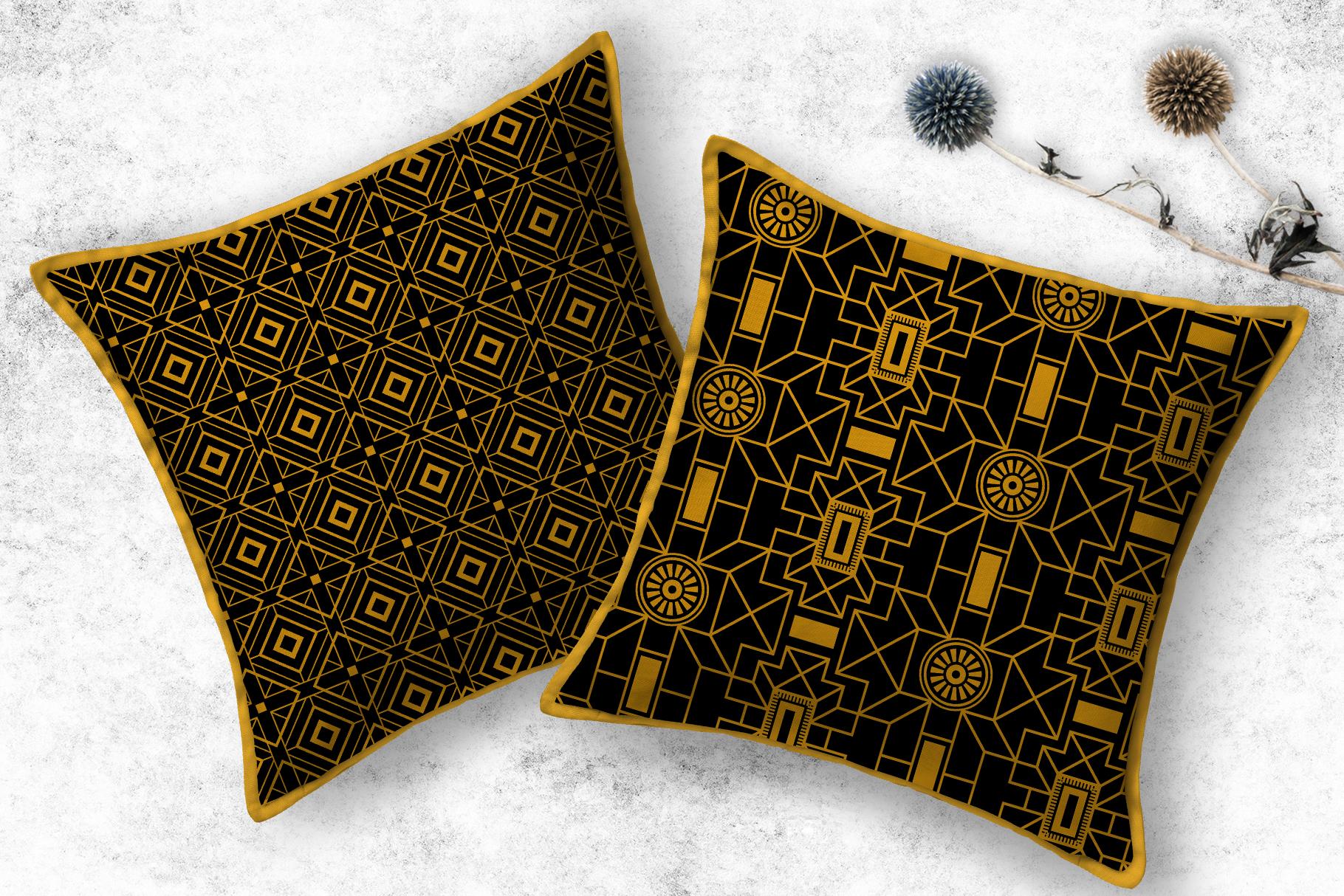 Noir - Patterns & Textures Bundle example image 19