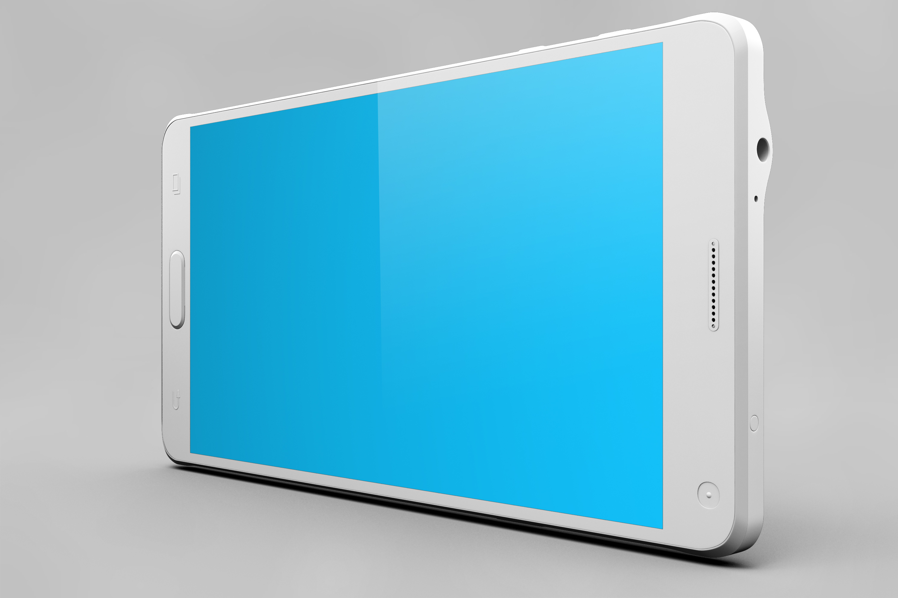 Samsung Galaxy Note 4 Mock-up example image 21