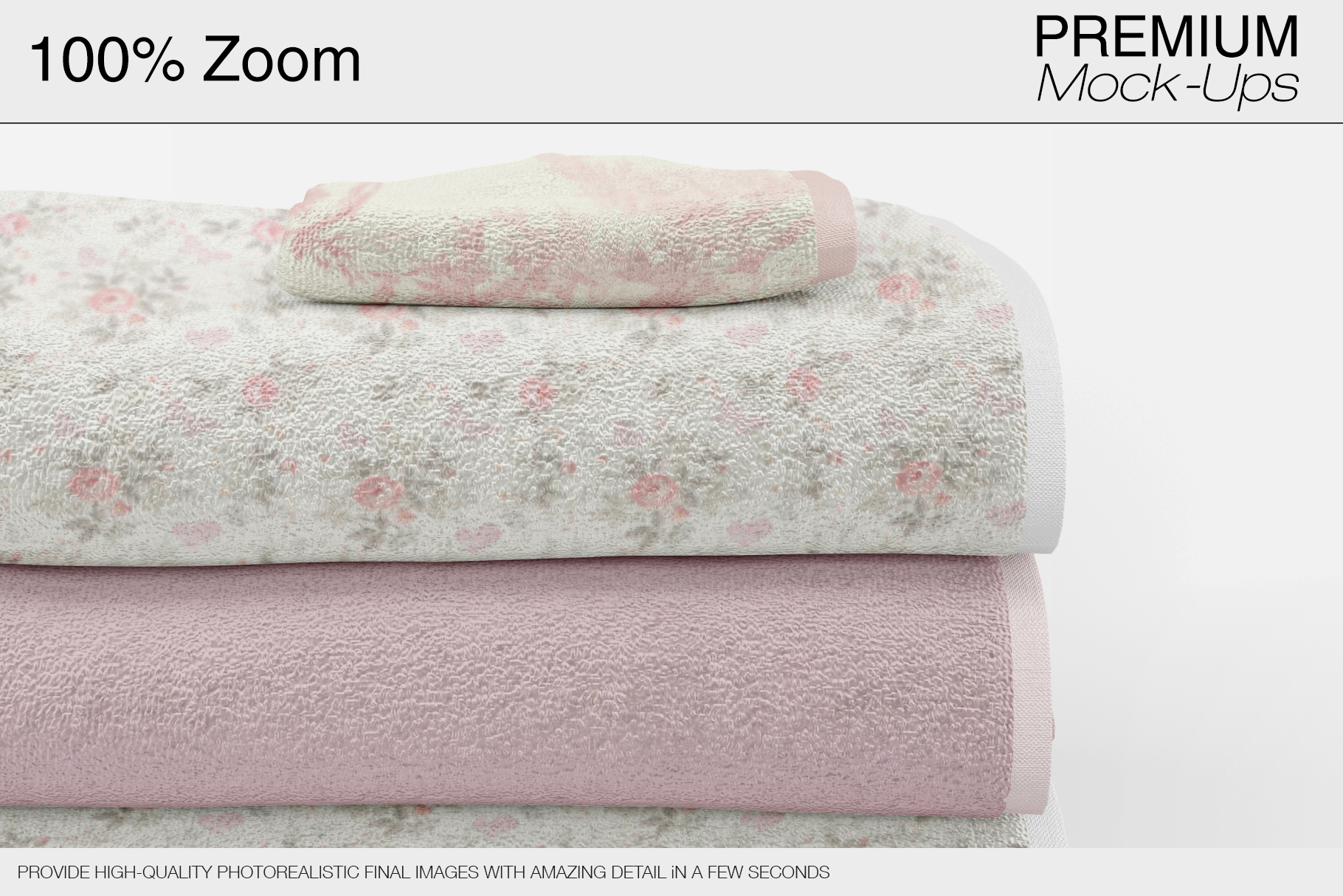 Bath Towels example image 10