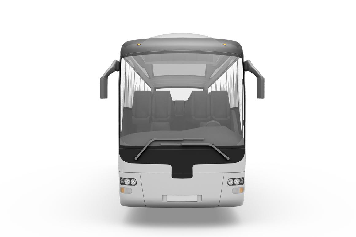 Bus Mockup example image 7