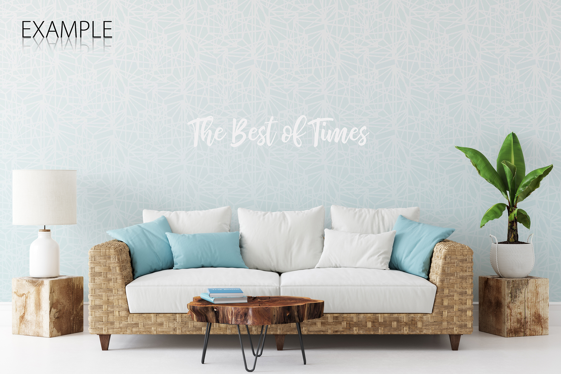 Frames & Walls Coastal Mockups Bundle example image 15