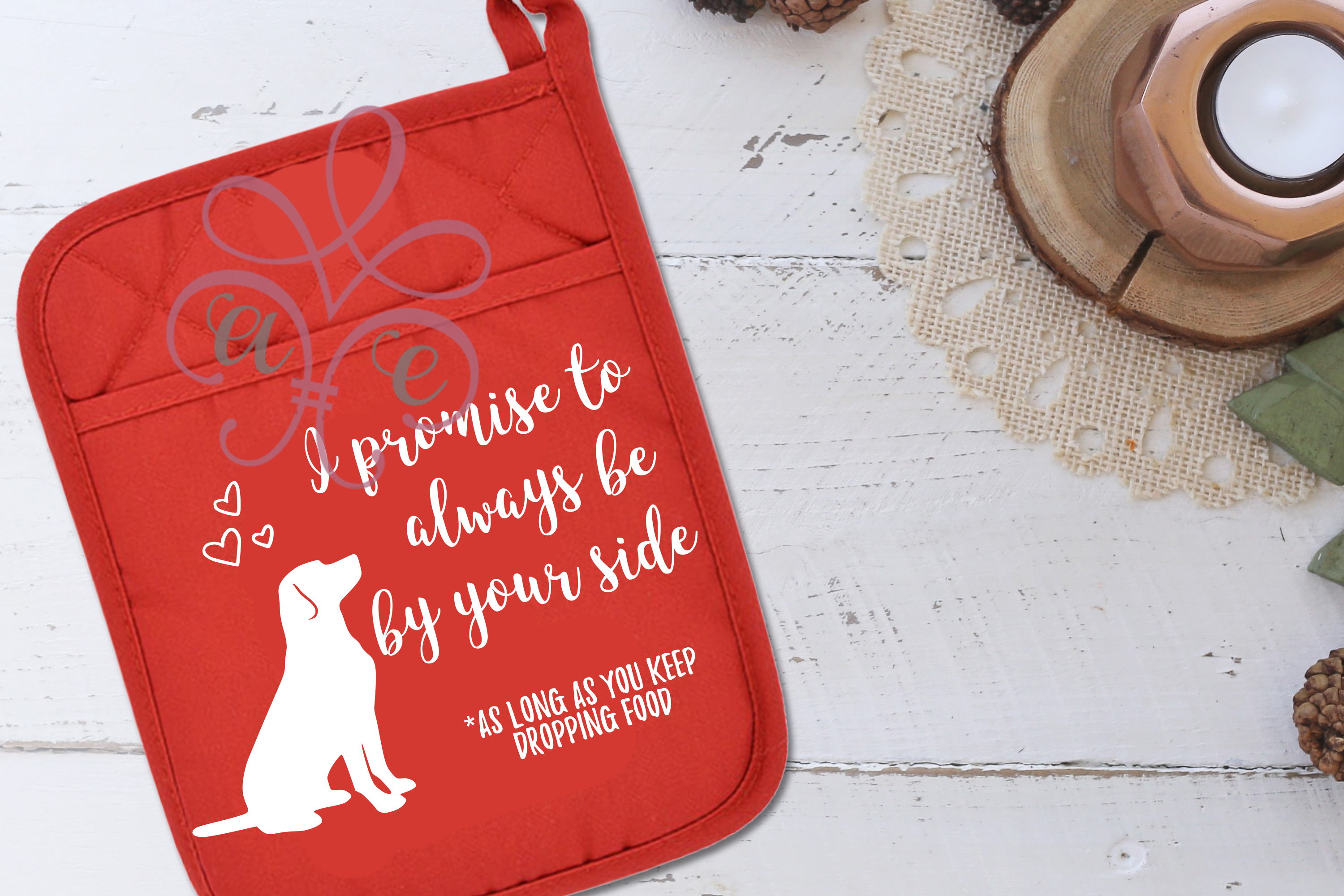 A Dog's Promise SVG example image 1
