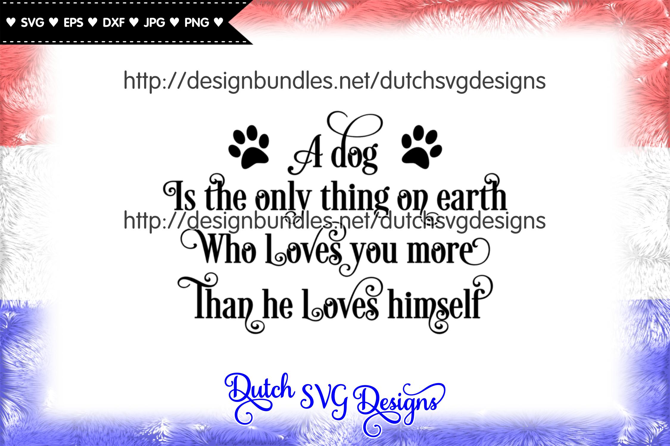 Dog text cut file, dog svg, dog cutting file, dog cut file example image 1