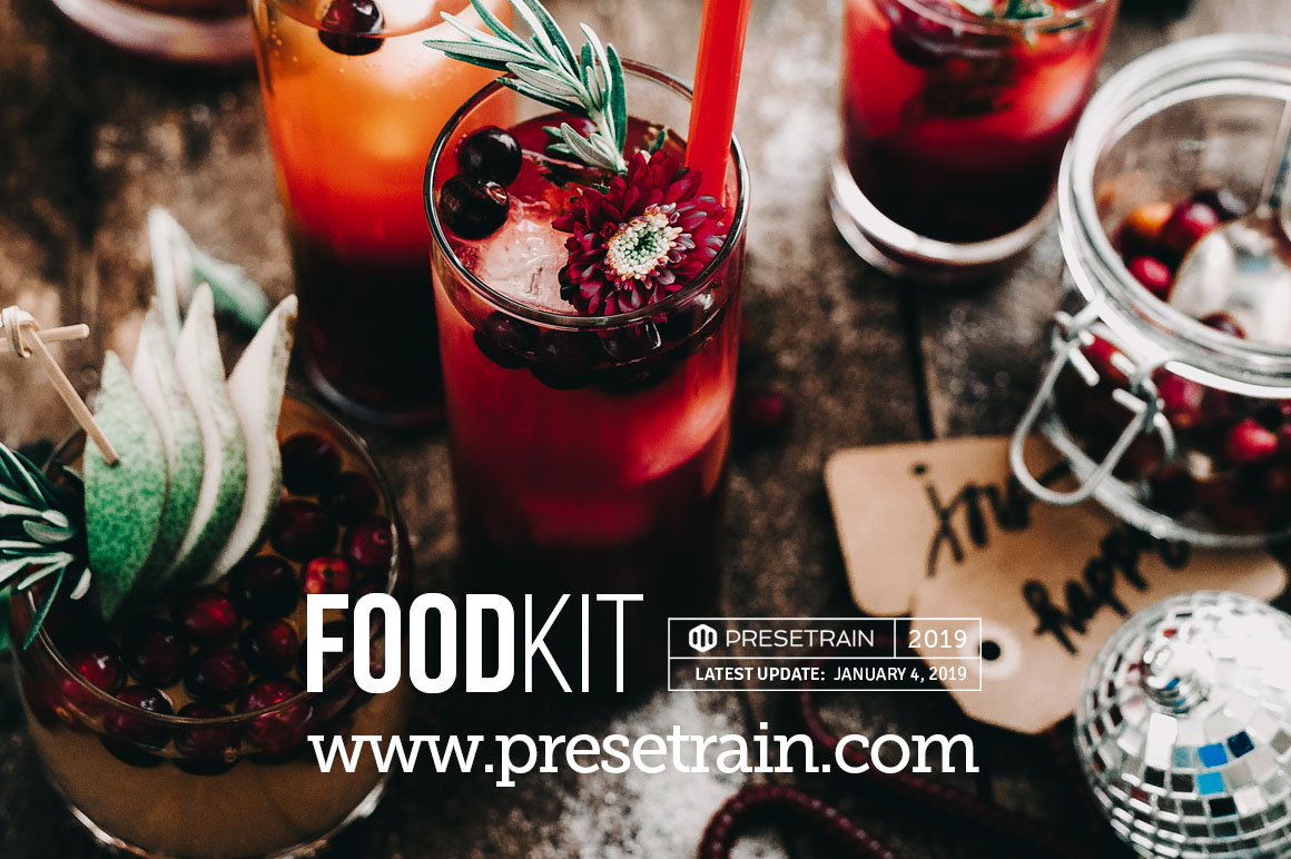 FoodKit - Food Presets for Lightroom & ACR, Desktop & Mobile example image 22