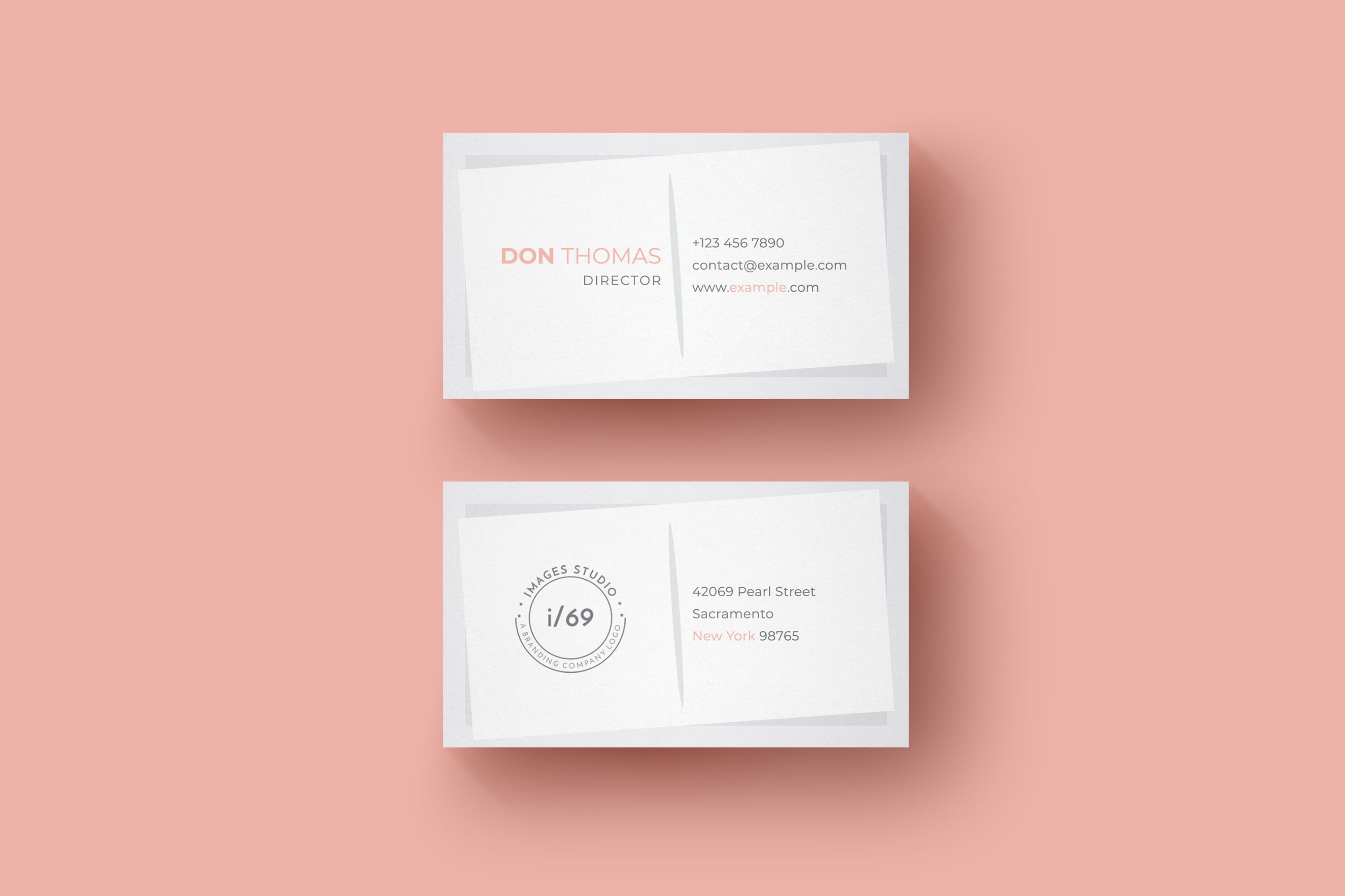 Simple Business Card example image 4