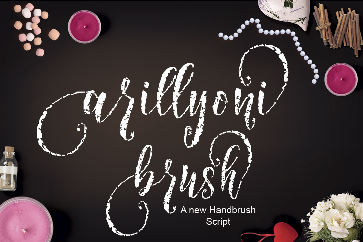 Arillyoni Brush example image 1