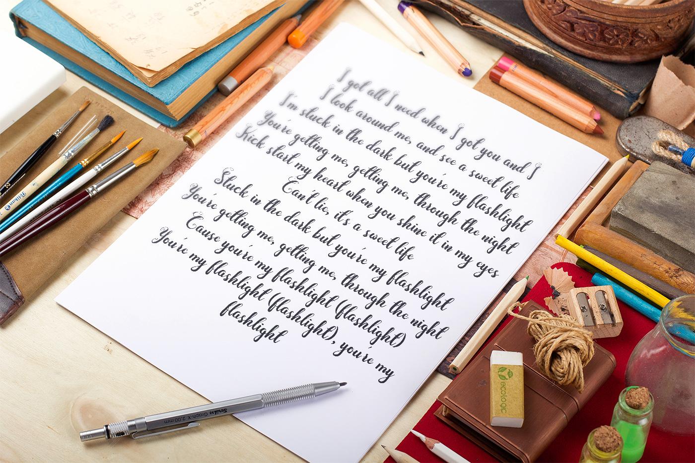 Dastan Script example image 6
