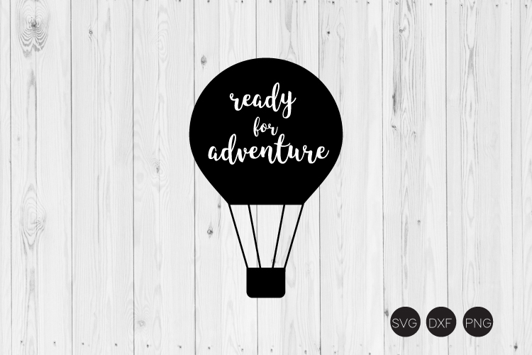 Ready For Adventure SVG example image 1