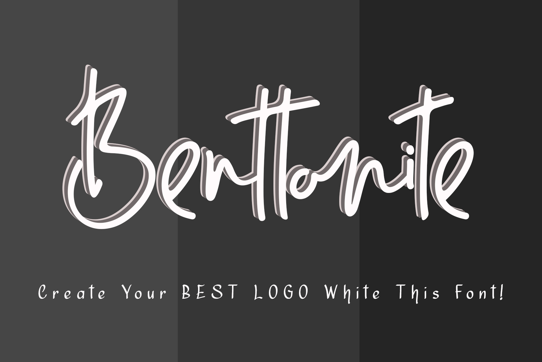 Enthusiast Behavior - Stylish Signature Font example image 9