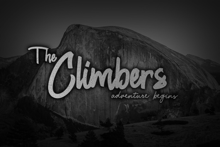 Chagack Script Font Duo example image 7