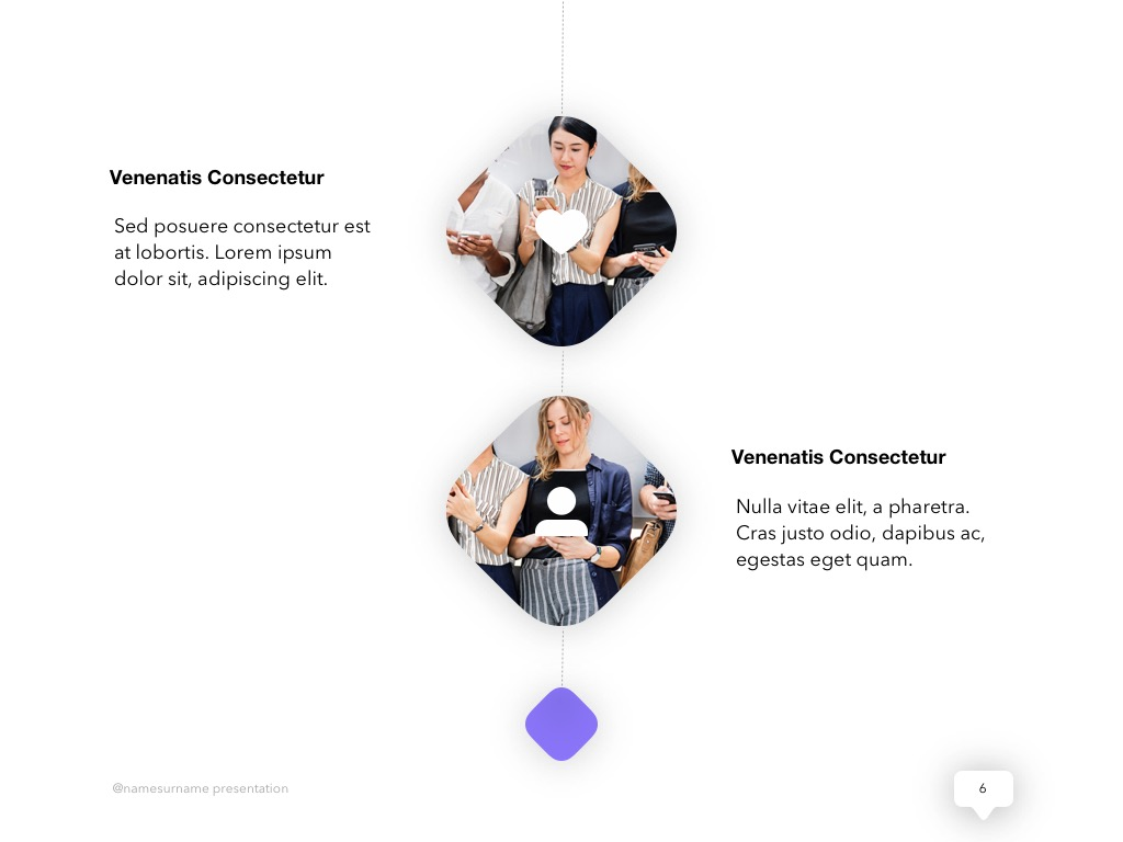 Influencer Marketing PowerPoint Template example image 7