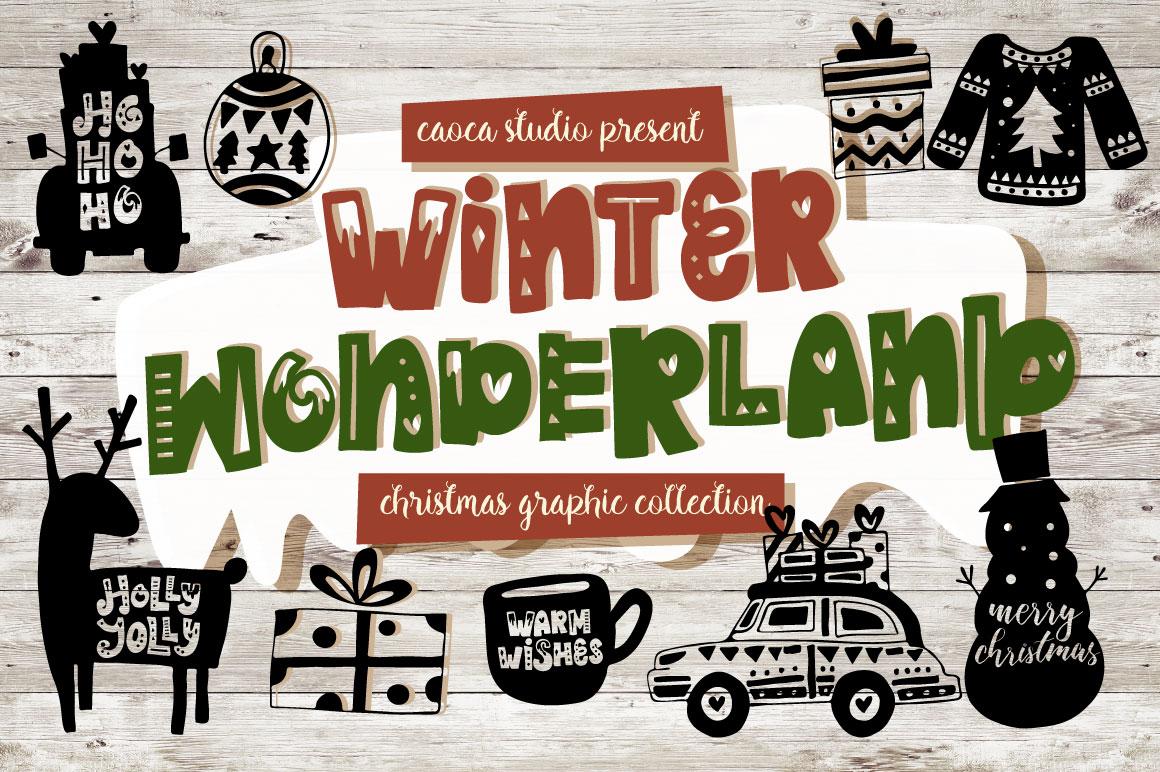 Winter Wonderland  example image 1