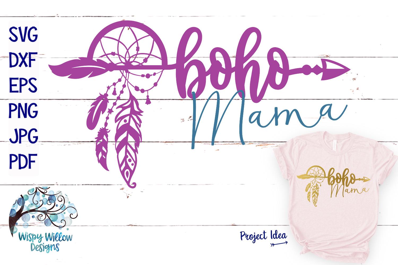 The Bohemian Bundle| Boho Feather SVG Cut Files Bundle example image 2