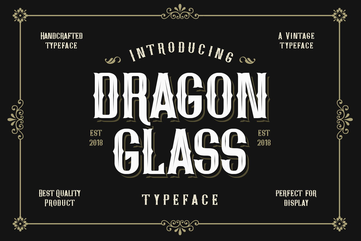 Dragon Glass example image 1