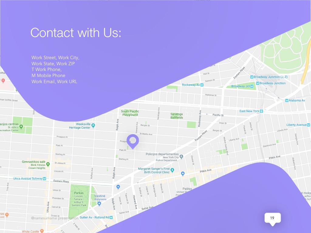 Influencer Marketing Google Slides Template example image 20