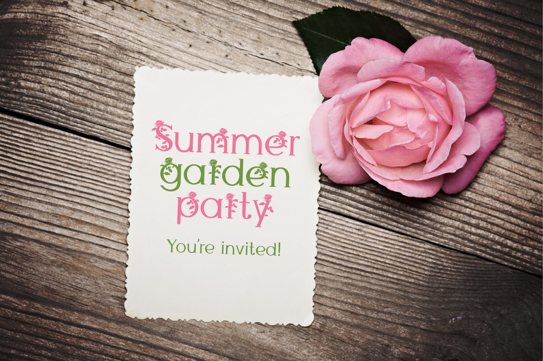 Rose Garden example image 2